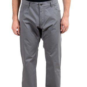 Dolce & Gabbana Gray Men's Straight Leg Jeans